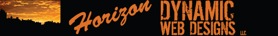 Horizon Dynamic Web Designs, LLC.
